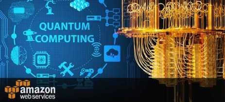 Amazon lança serviço de computação quântica na nuvem