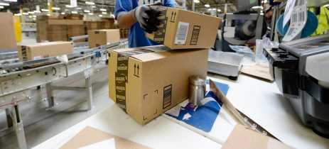 Amazon abre 100 mil novas vagas de emprego nos EUA por causa do Coronavírus