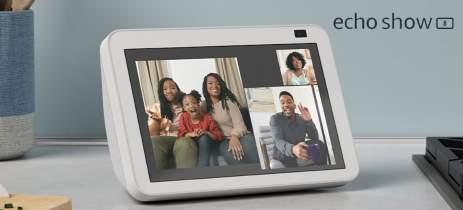 Amazon anuncia Echo Show 8, Echo Show 5 e uma versão da tela inteligente dedicada para crianças