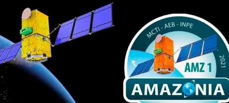 Satélite Amazonia-1 pode estar fora de controle