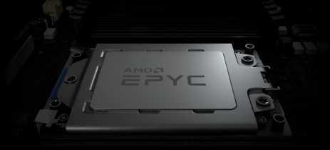AMD anuncia processador EPYC 7H12 para servidores com 64 cores e 128 threads