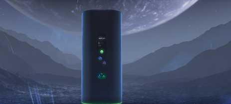 Ubiquiti lança roteador AmpliFi Alien compatível com Wi-Fi 6 mesh e tela touch