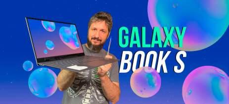 Galaxy Book S: notebook ultrafino da Samsung é focado em quem vive na estrada
