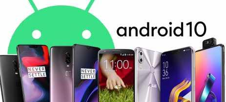 ROMs baseadas em Android 10 chegam para Zenfone 6, OnePlus 6 e 6T e outros