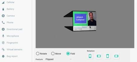 Emulador do Android 11 agora traz suporte melhorado para dispositivos dobráveis