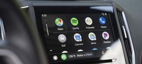 Usuários relatam problemas com o Android Auto no Android 11