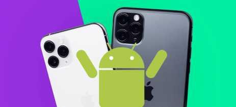 Agora o sistema Android está disponível...para iPhone!