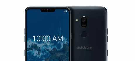 LG apresenta variante do G7 com Android One e Snapdragon 835