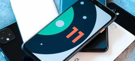 Preview do Android 11 chega aos celulares Pixel com foco em 5G