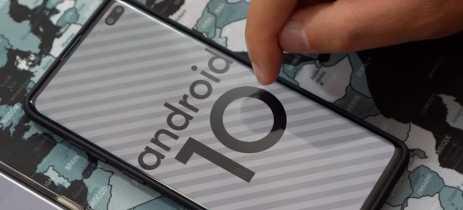 YouTuber brasileiro vaza versão beta do Android 10 com a interface One UI 2.0 da Samsung