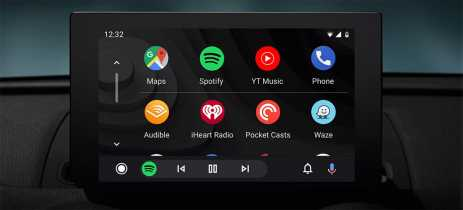 Google lança atualização para o Android Auto com interface repaginada e foco nos comandos de voz