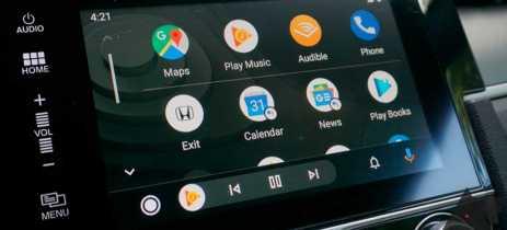 Android Auto sem fio agora funciona com alguns smartphones Galaxy