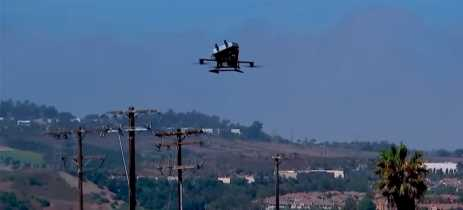 Anduril apresenta drone de defesa que
