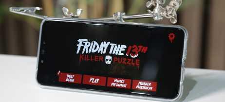 App da Semana: Friday the 13th Killer Puzzle é nossa primeira sugestão de game!