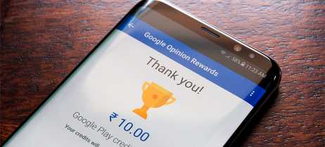 App da Semana: Use o Opinion Rewards para conseguir créditos na Google Play!
