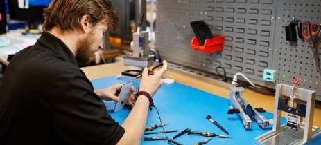 Apple vai fornecer peças de iPhone para assistências técnicas terceirizadas