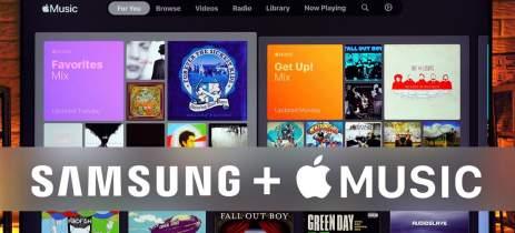 Apple Music está disponível em Smart TVs da Samsung lançadas entre 2018 e 2020