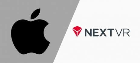 Apple compra a NextVR, empresa de realidade virtual