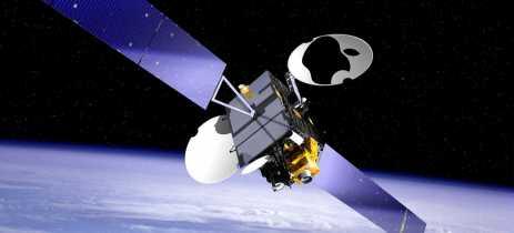 Apple estaria desenvolvendo satélite para se tornar independente das operadoras