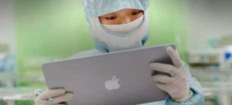 Coronavírus teria feito Apple mover produção do iPad e Apple Watch para fora da China