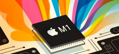 Impulsionada pelo chip M1 a Apple aumenta em 115% envios de modelos Mac