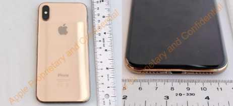 Imagens de iPhone X dourado aparecem em documento oficial da FCC