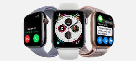 Operadora Vivo irá vender Apple Watch Series 4 com cartão eSIM embutido