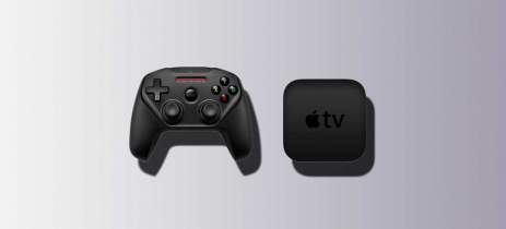Apple TV: controle gamer à vista?