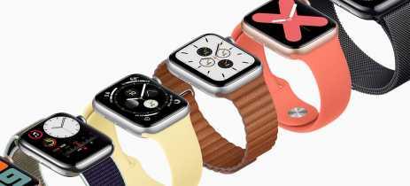 Apple Watch Series 6 poderá contar com tecnologia Touch ID na tela