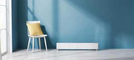 Xiaomi lança aquecedores de rodapé Mijia e Viomi Electric Baseboard Heater