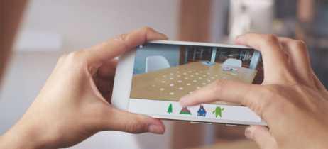 ARCore estará disponível para Galaxy S9 e S9+ nas próximas semanas