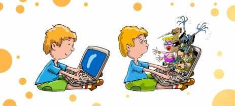 Confira dicas para proteger as crianças na internet durante a quarentena