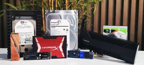 Vale a pena comprar um SSD? SIM!!! Mas qual eu compro? Testamos vários modelos