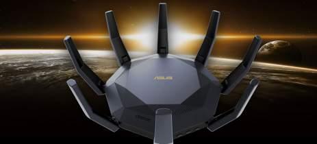 ASUS lança roteador RT-AX89X AX6000 com duas portas 10 Gigabit Ethernet