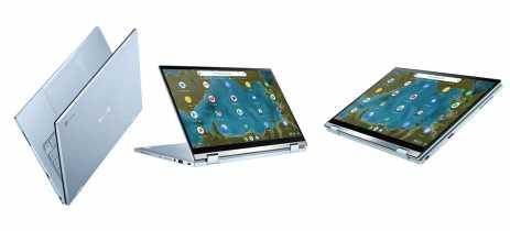 Asus anuncia o Flip C433, seu novo Chromebook que chega em outubro