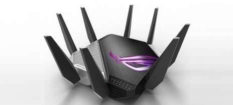 Asus ROG anuncia roteador Wi-FI 6E, primeiro do mundo com banda de 6GHz