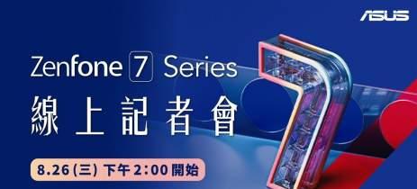 ASUS Zenfone 7: nova linha de smartphones chega no dia 26 de agosto
