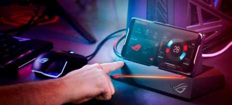 Asus libera os preços do ROG Phone e de seus acessórios