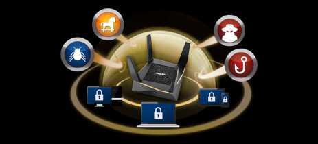 Asus anuncia AiMesh AX6100, novo sistema de WiFi Mesh