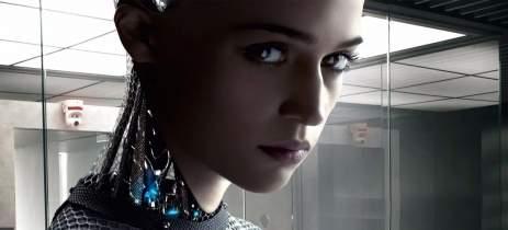 Atriz robô será protagonista em grande filme de ficção científica