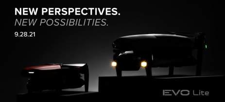 Autel Robotics vai anunciar drones EVO Lite e Nano no dia 28 de setembro