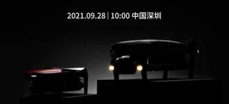 Autel marca anuncio de dois drones para dia 28 de setembro - Nano e Lite juntos?
