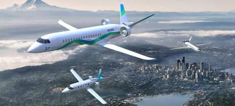 Viagens com aviões elétricos podem começar antes do que esperamos