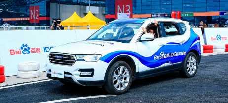 Baidu ganha permissão para testar carros autônomos nas ruas da China