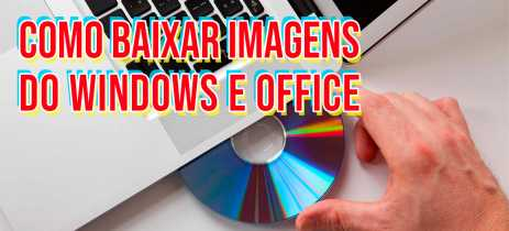 TUTORIAL: O jeito mais fácil de baixar imagens do WINDOWS e do OFFICE direto da Microsoft!