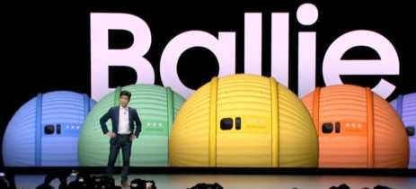 Samsung apresenta Ballie, mini robô inteligente que lembra BB-8
