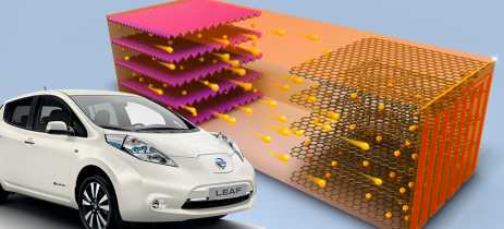 Pesquisadores desenvolvem bateria que consegue carregar um carro elétrico em 10 minutos