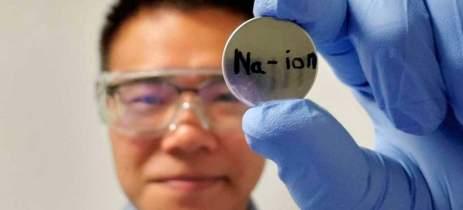 Bateria de íons de sódio é aprimorada e pode substituir as de lítio em breve