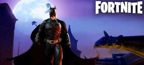 Fortnite deve celebrar Batman Day com evento especial com crossover no dia 21 de setembro