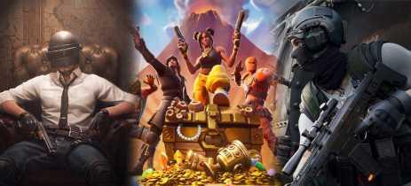 Jogos Battle Royale mobile batem faturamento de US$ 2 bilhões - Fortnite tem nova concorrência